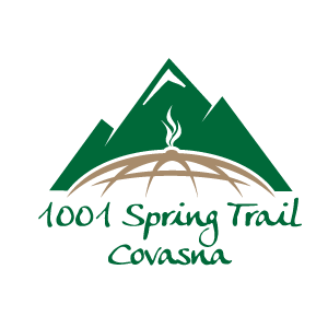 Spring trail Covasna